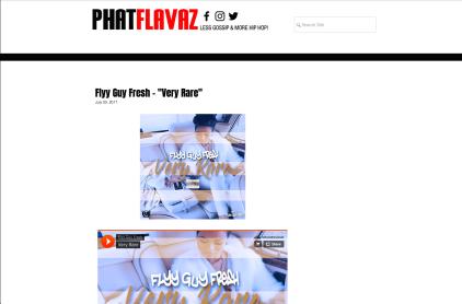 01 Very Rare PhatFlavaz