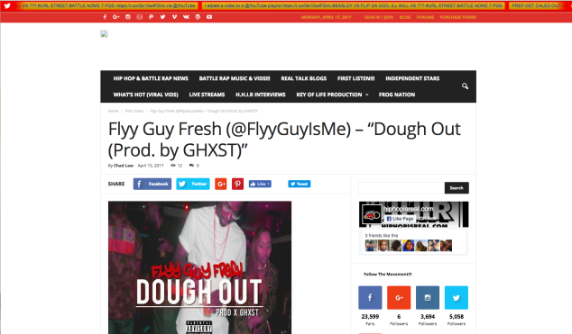 03 Dough Out Hiphopisreal