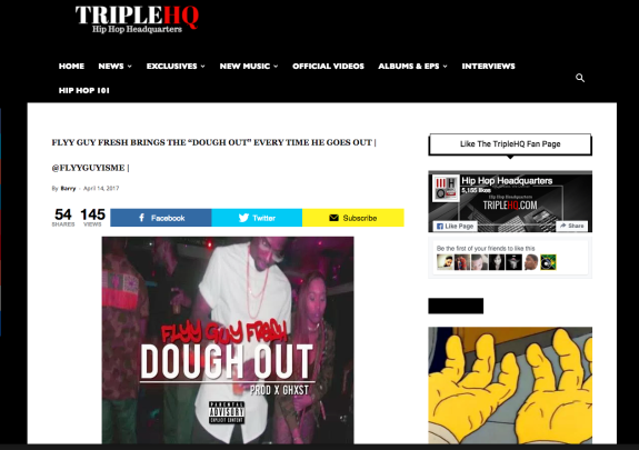 07 Dough Out triplehq