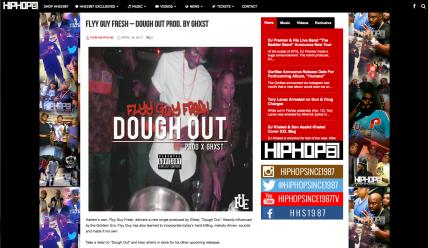18 Dough Out Hiphopsince1987
