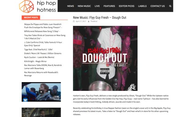 19 Dough Out HipHophotness