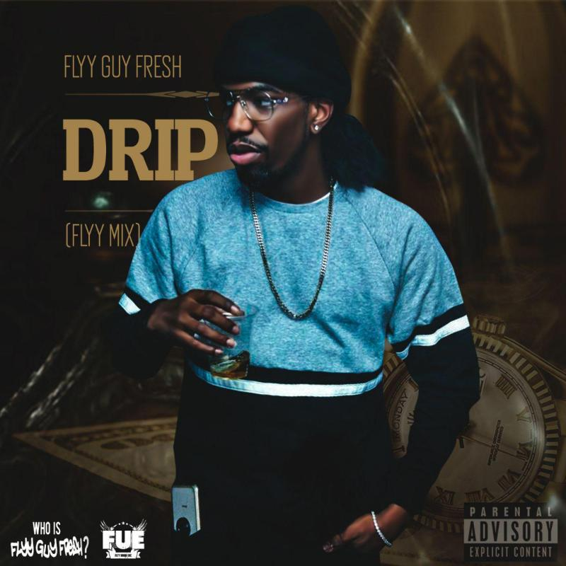 FGF Drip Flyy Mix Artwork