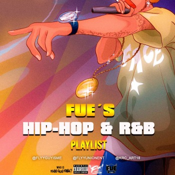 Fue's Hot Hip Hop & R&B Playlist cover