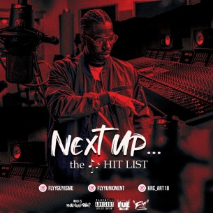 Next Up Music Hit List Artwork